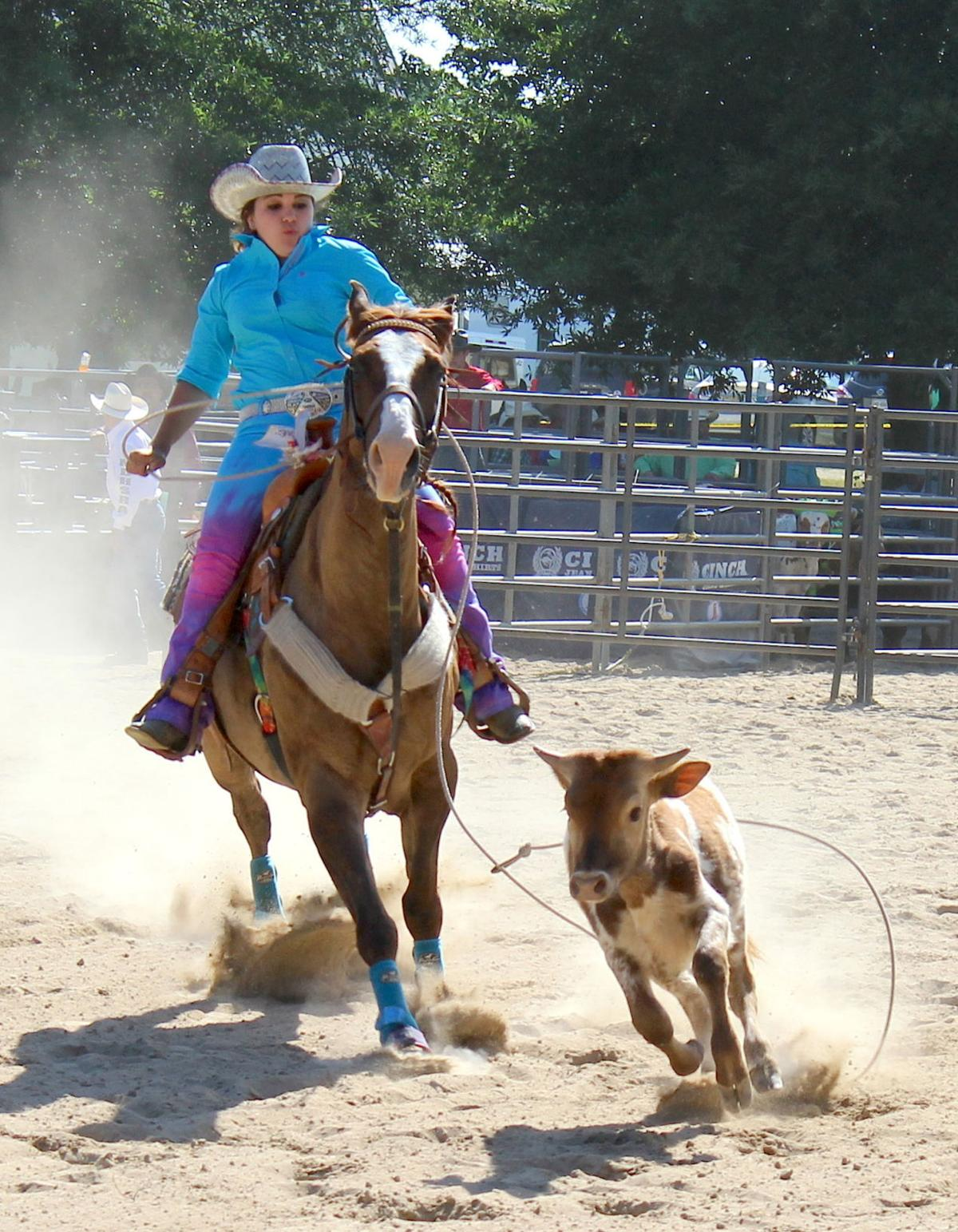 Maryland High School Rodeo Comes To Tuckahoe Queen Annes