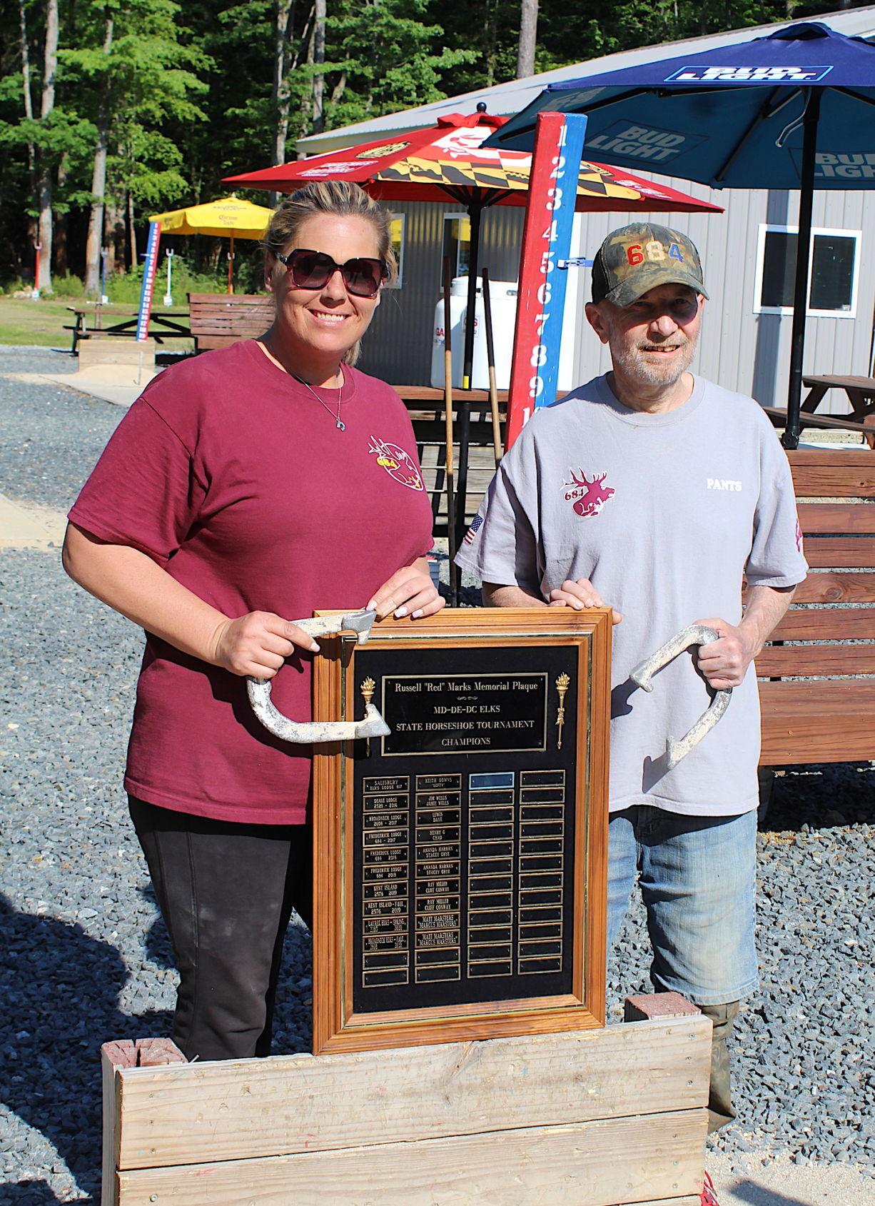 Elks state horseshoe tourney winners '21
