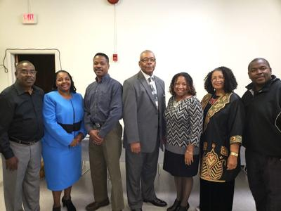Men for Change Outreach recognizes outstanding community service