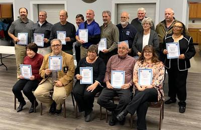First responders inducted into Hall of Fame