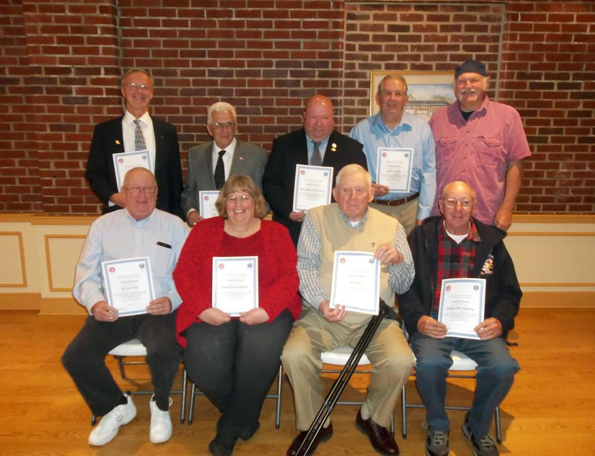 10 inducted into KQA Hall of Fame