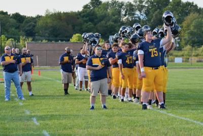 Trojans kick off tonight for homecoming