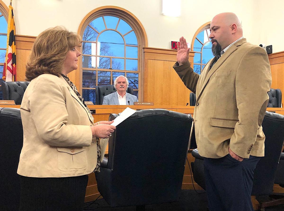 Centreville Town Council — March 12