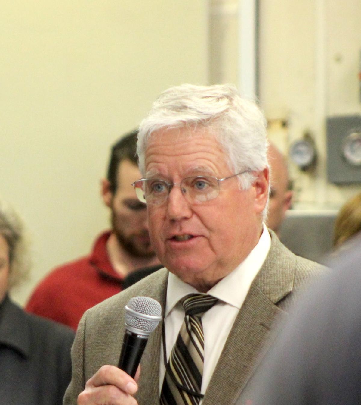 Maryland Waterman's Association President