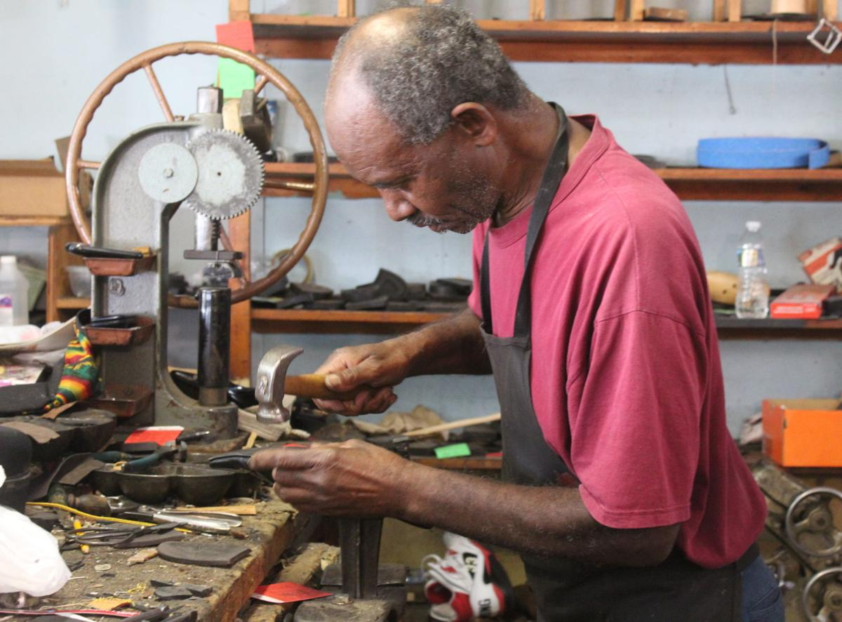 Historic shoe repair store set to close