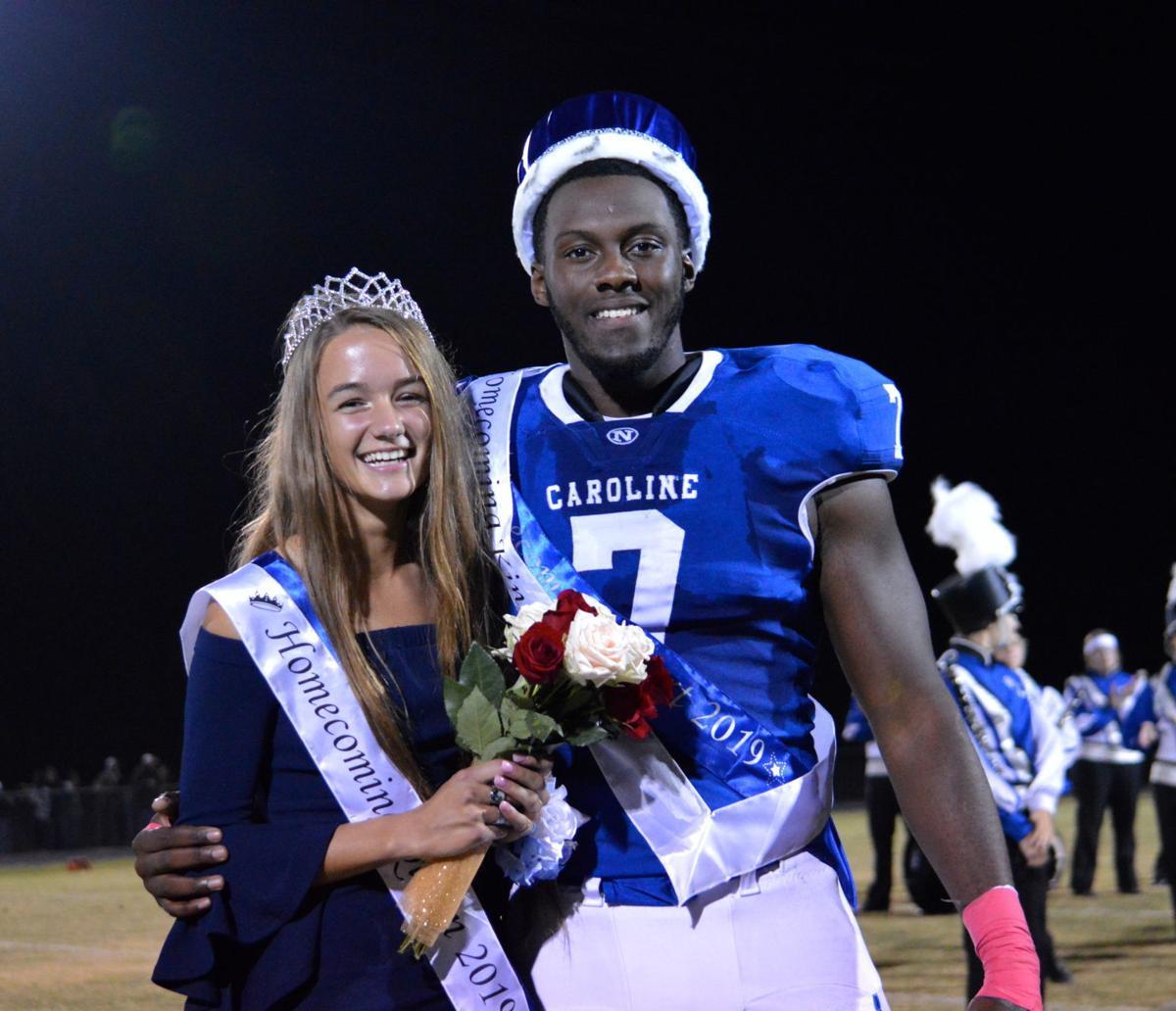 2019 North Caroline High School Homecoming