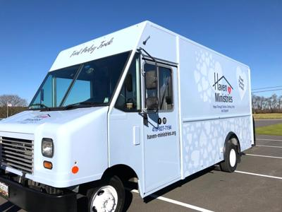 Haven Ministries adds mobile food pantry in northern QA's