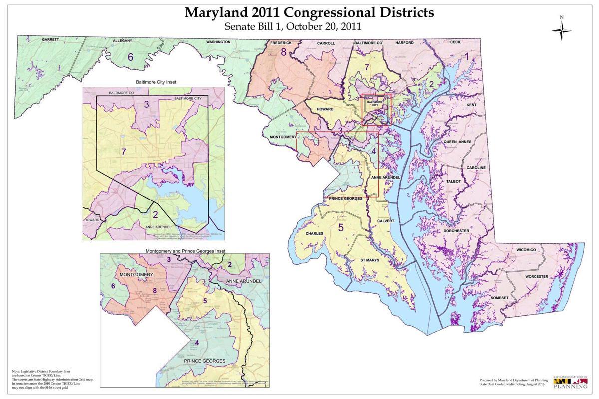 SCOTUS punts on Maryland gerrymandering