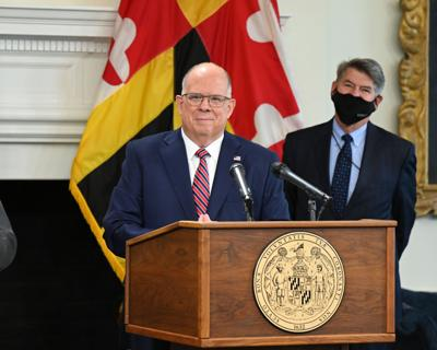 Hogan puts $250M more to help small businesses hit by COVID