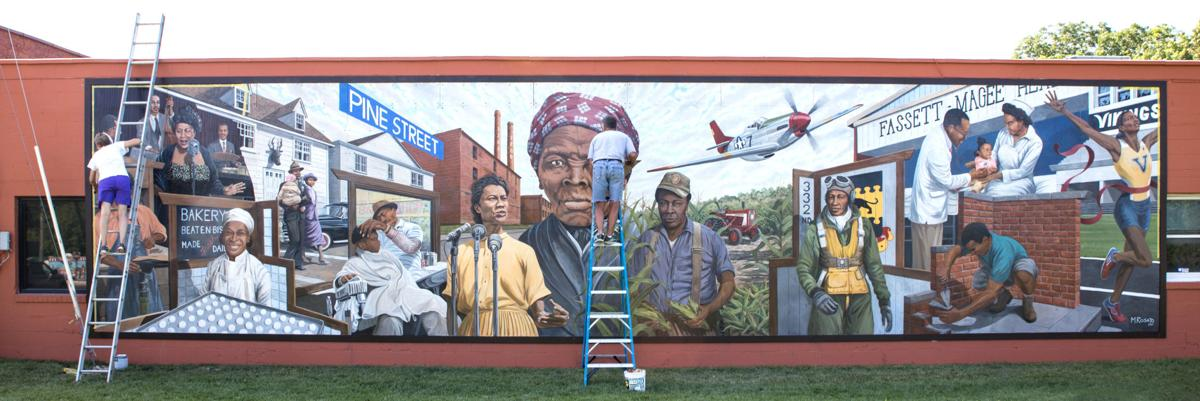 Dorchester s newest mural to be dedicated july 21 news for African american mural