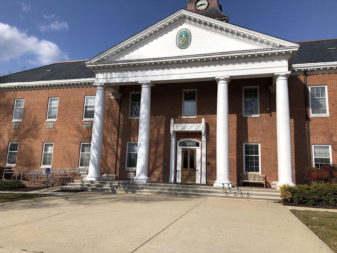 Caroline County Courthouse