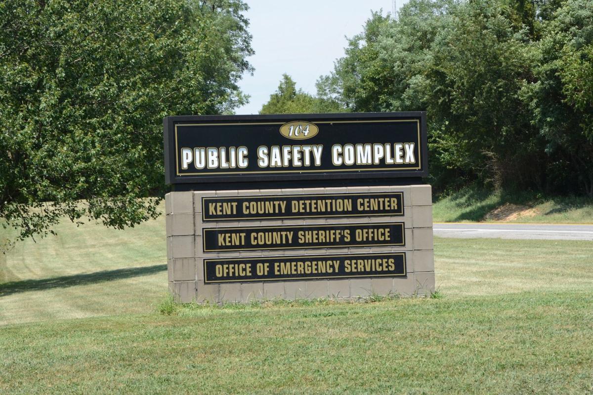 Kent County Jail Visitation