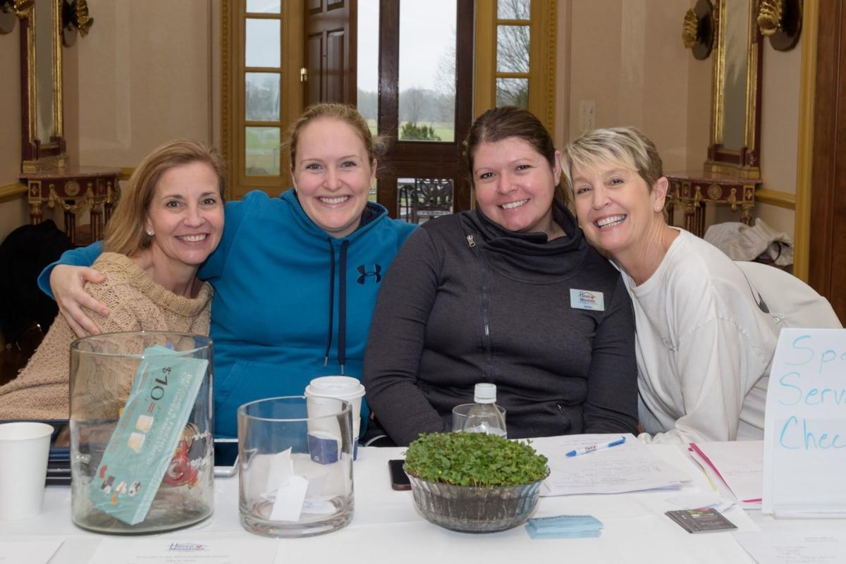 Best Girlfriends Weekend Supports Shelter Staff & Case Managers