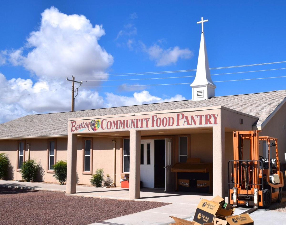 Community Food Pantry of Benson moves into new home