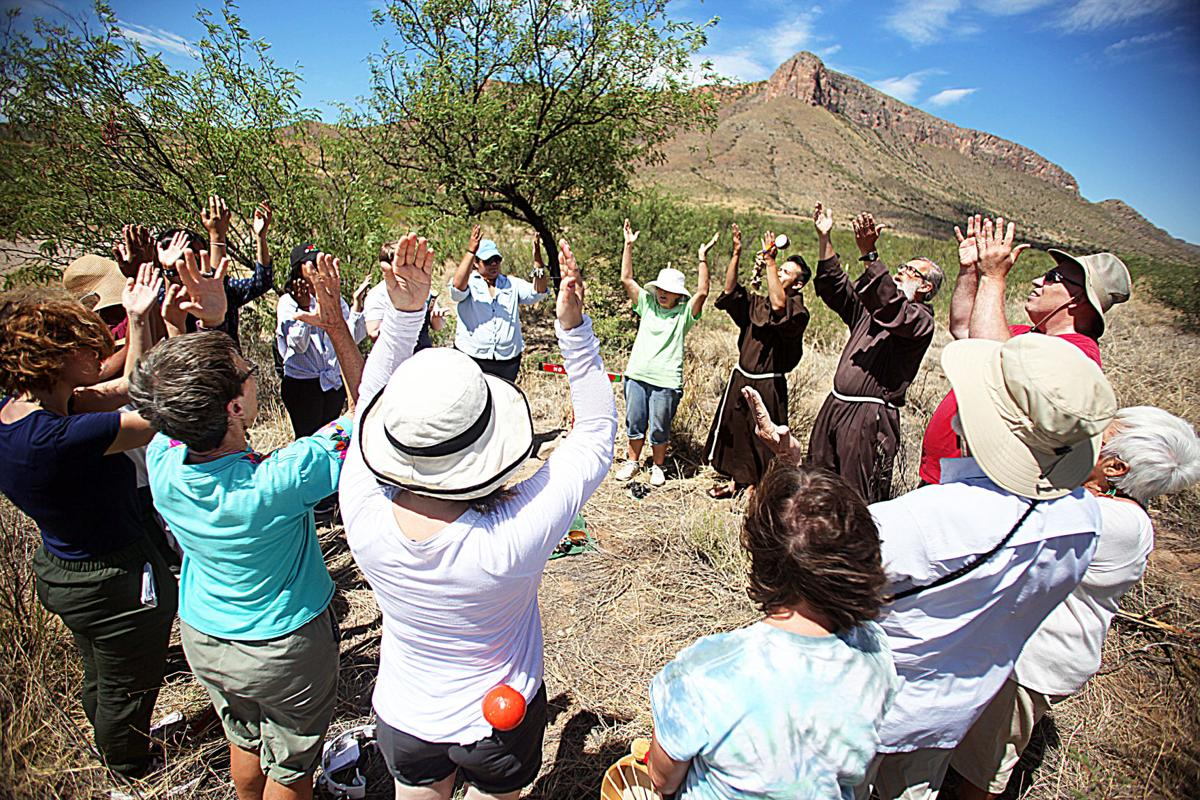 Local group honors the lives of deceased migrants in Cochise County (copy)
