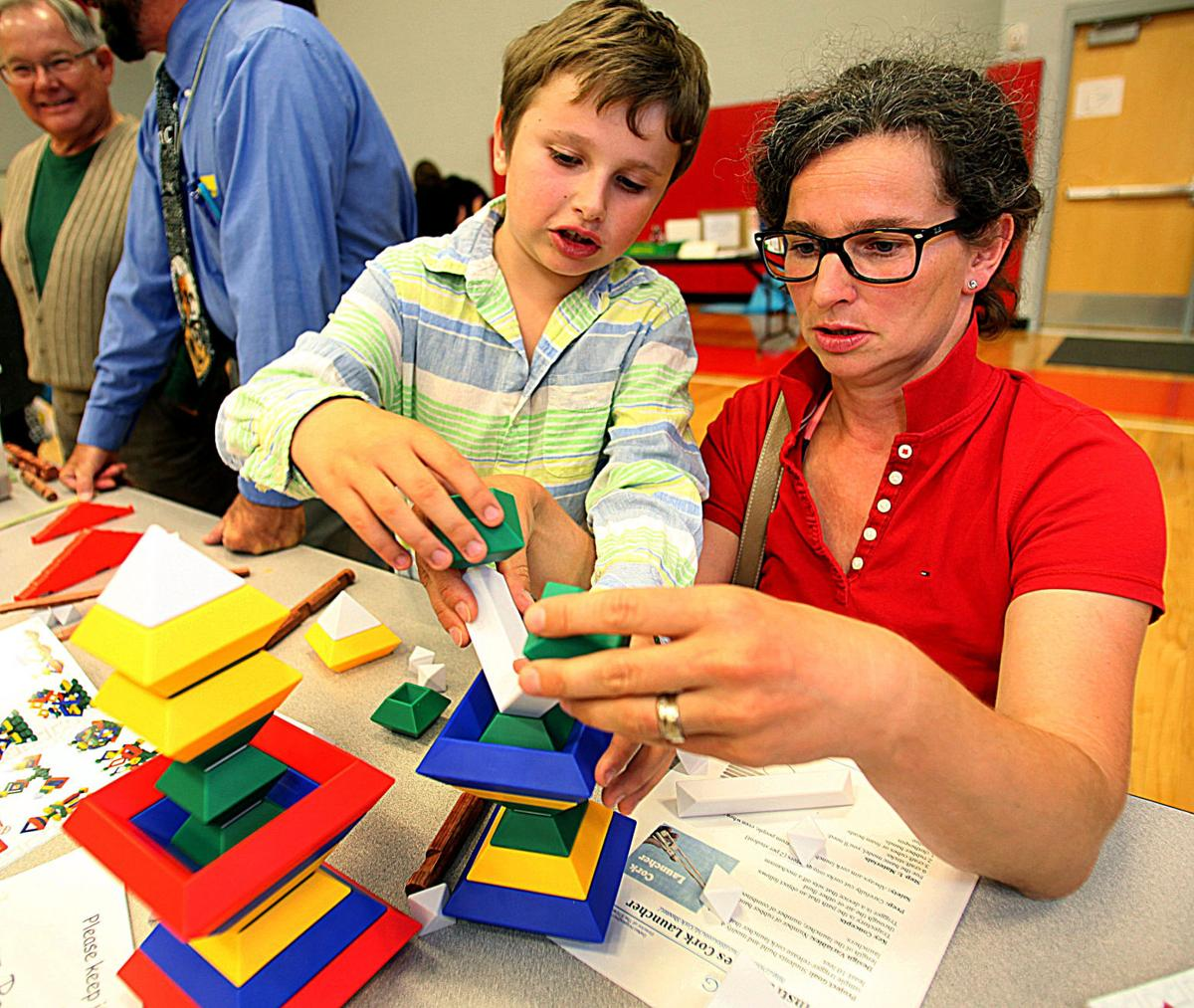 Steam Middle School Home: Young Innovators Enjoy STEAM Night At Smith