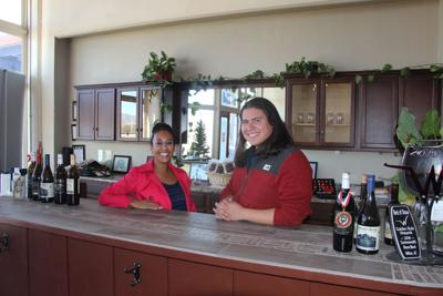 Local Willcox-Area Winemakers Smile from Inside Their Shared Tasting Room