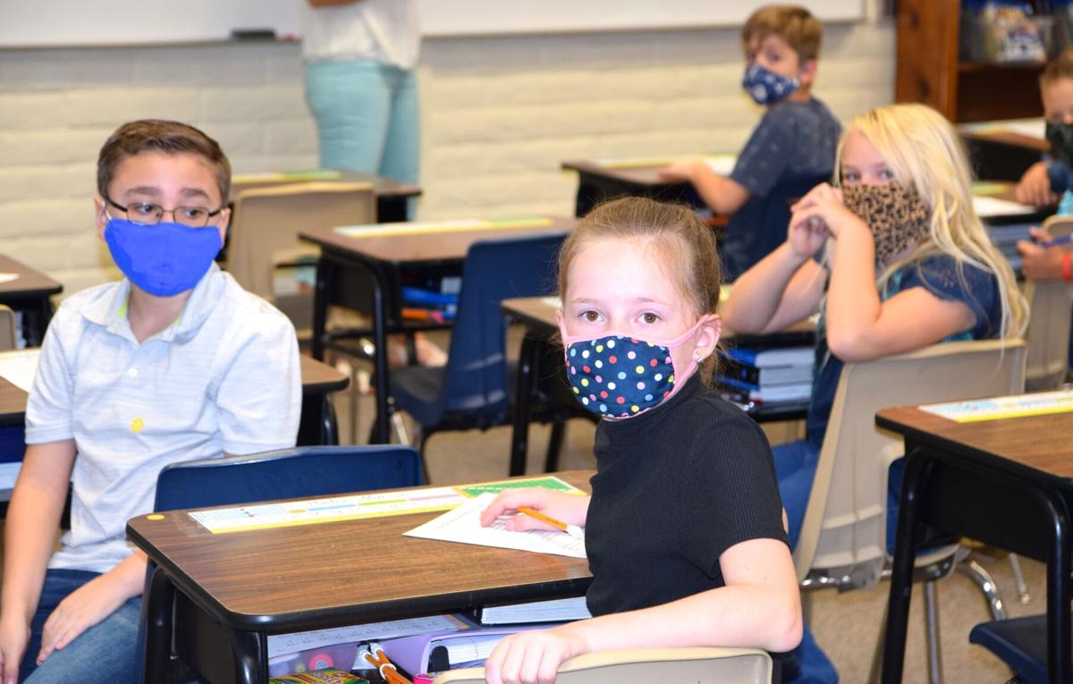 St. David School District eases into in-person classes