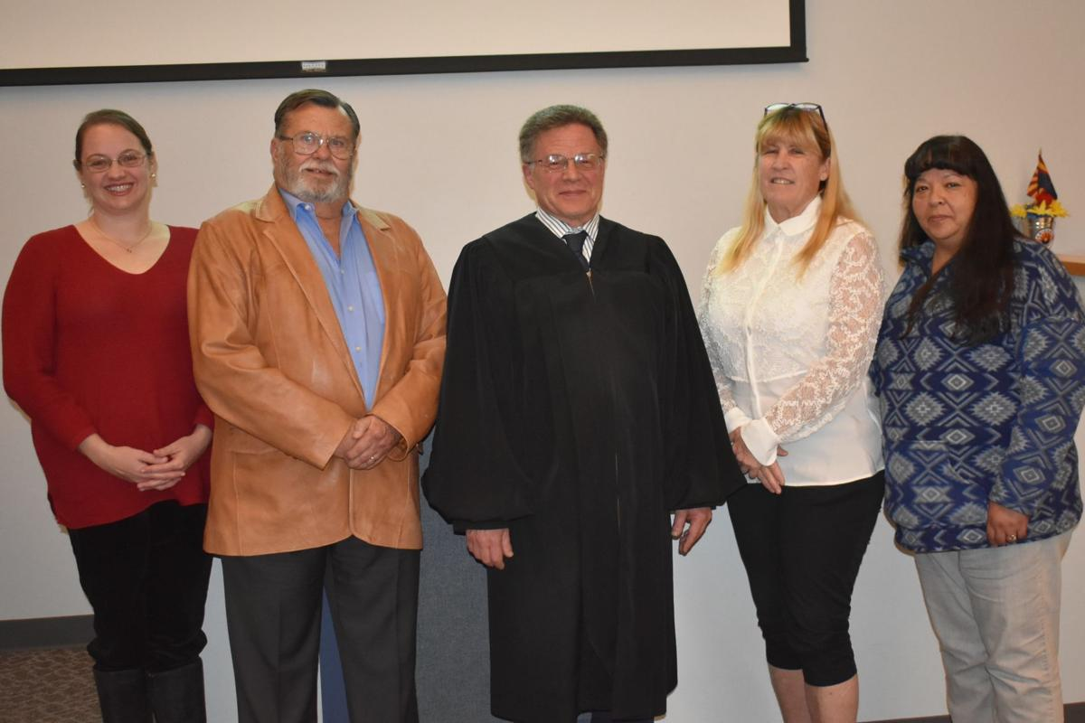 New Bisbee City Council members sworn in