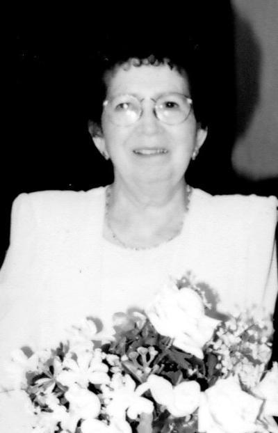 """Dolores """"Lola"""" Chavarria Valle, 90"""