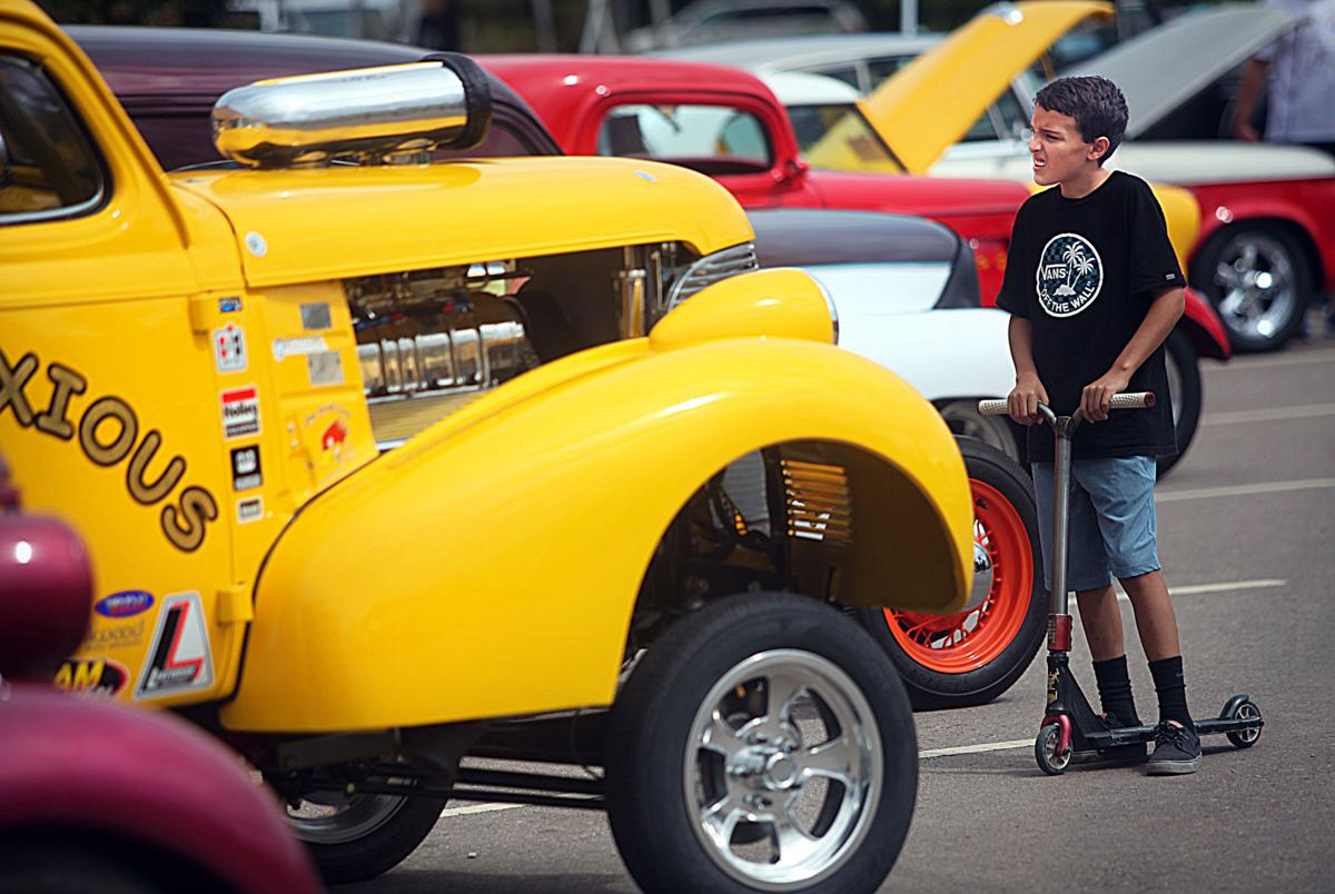 Hot Rods Cruisers And More Local News Stories Myheraldreviewcom - Bisbee car show