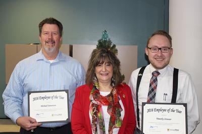 Vantage employee winners
