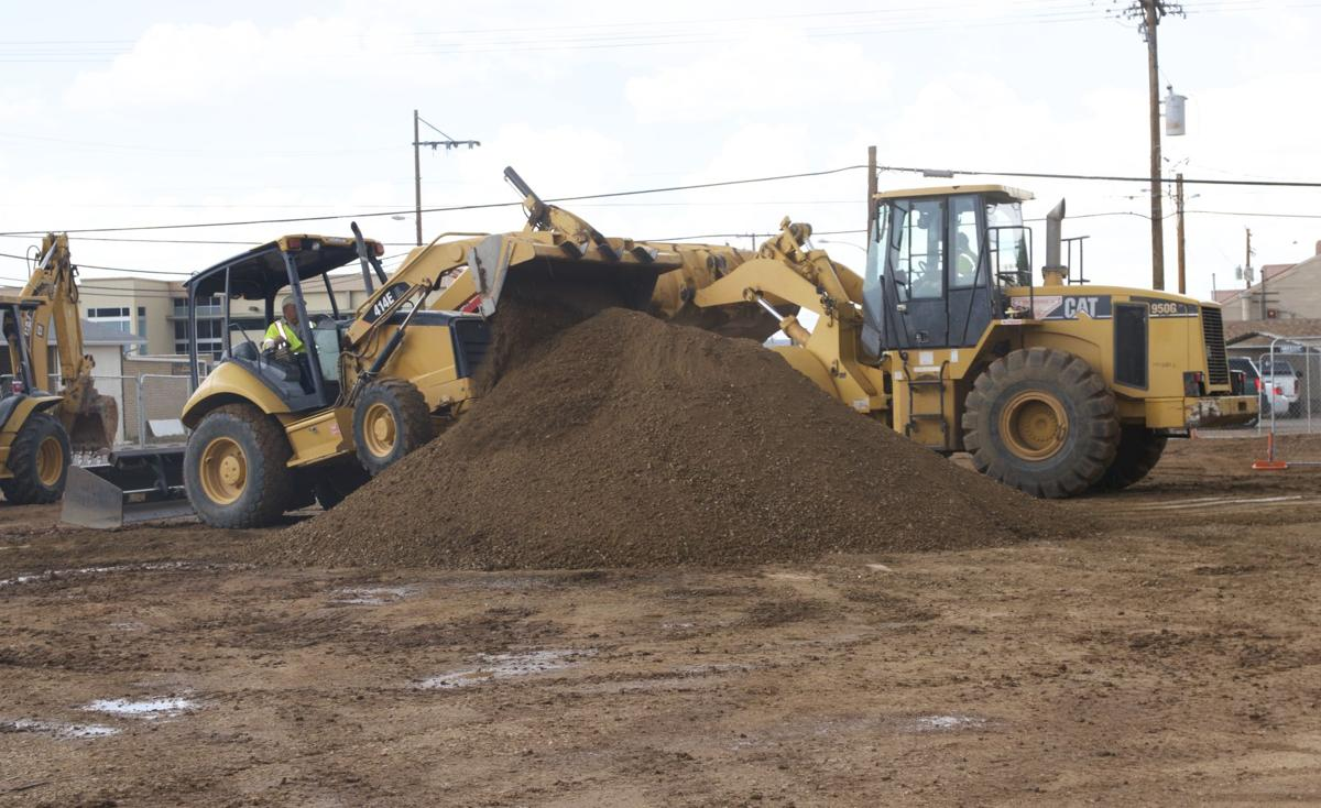 City of Benson prepares for new building
