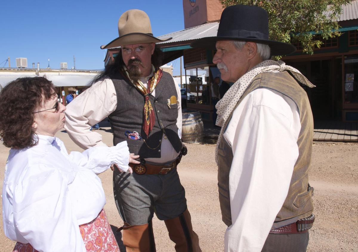 Helldorado Days festival fills Tombstone with Old West  fun