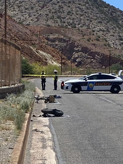 Cyclist struck in Bisbee by hit and run motorist, investigators say