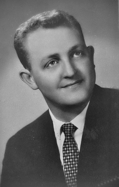 Carroll Eugene Brust, 86