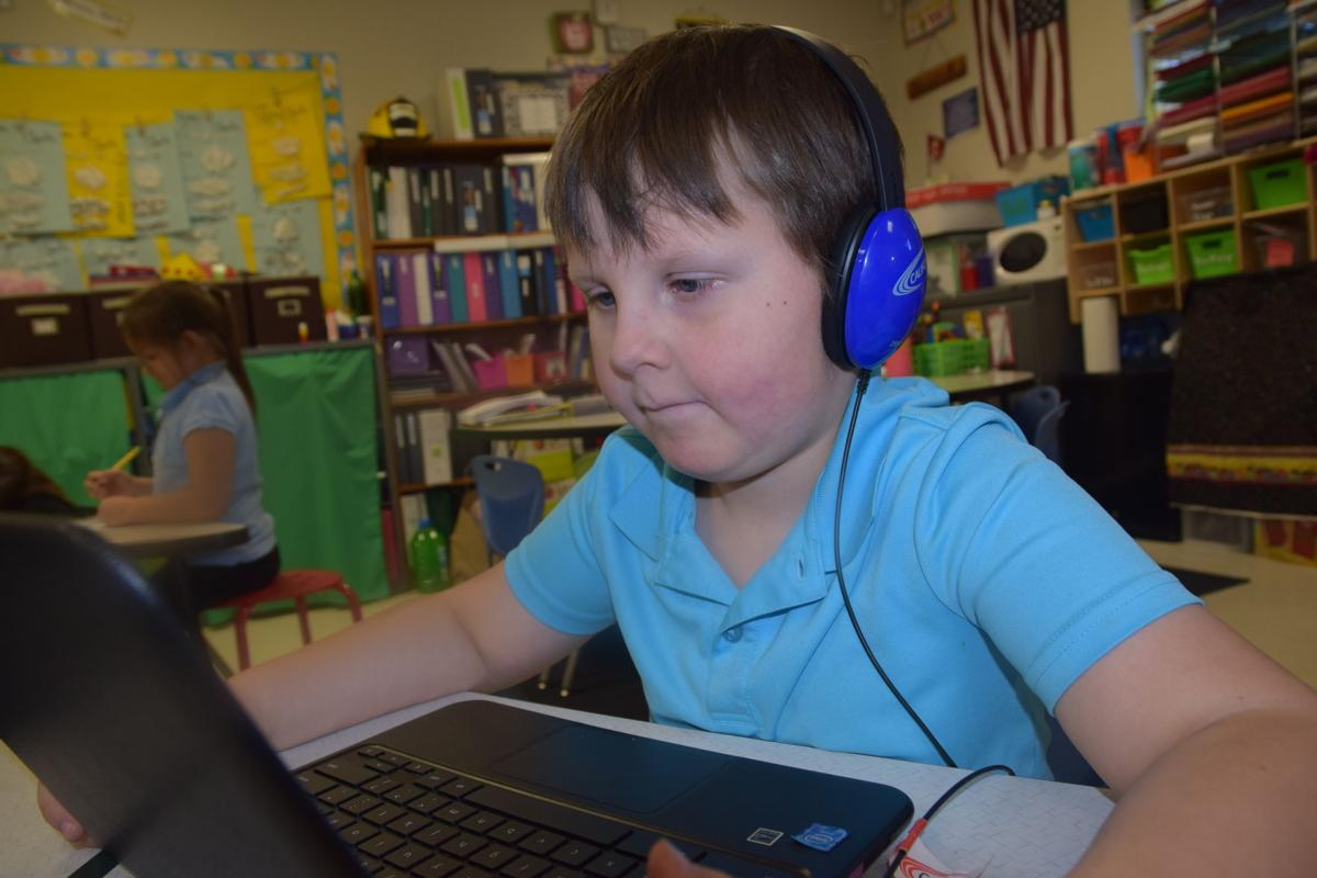 Teaching technology to kindergarteners