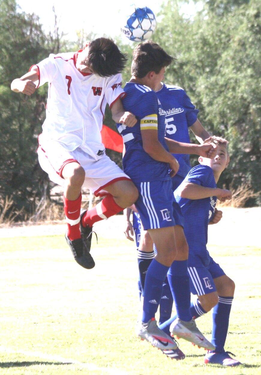 Willcox Soccer