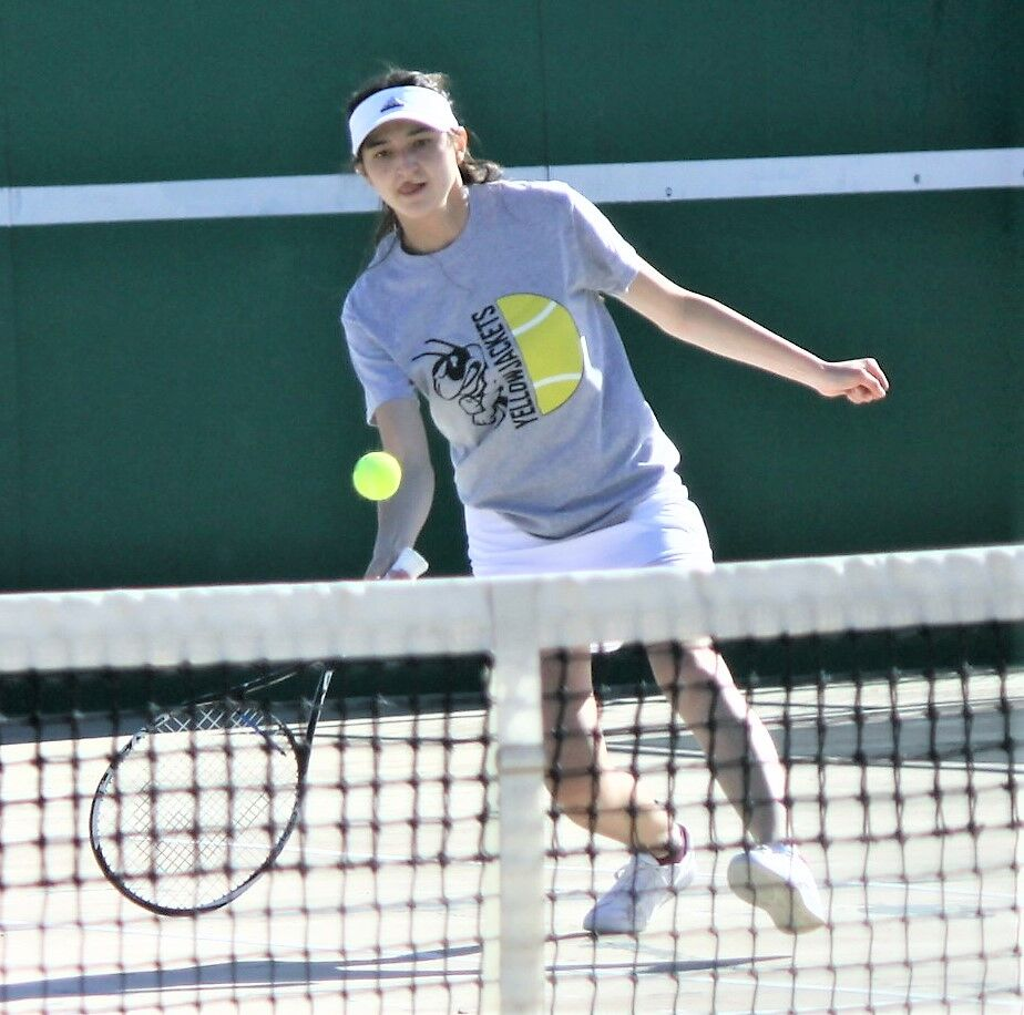 Tombstone tops Valley Union in tennis