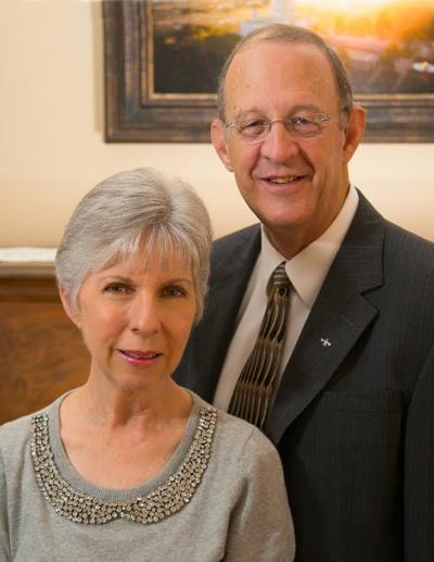Bruce and Deborah Evans