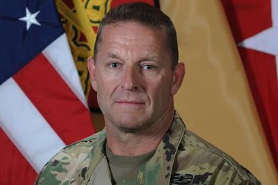 Lt. Gen. Bradley Becker