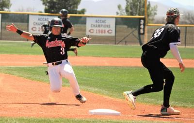 It's another doubleheader split for the Apaches