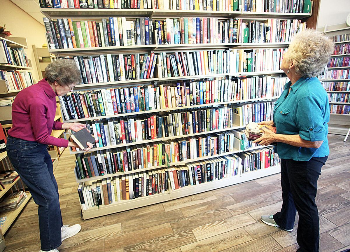 Little bookstore that can: New nonprofit shop continues 20-year tradition