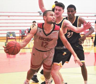 Apaches 8 game win streak snapped in 69-65 upset loss to CAC
