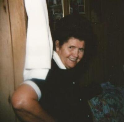 Mabel A. Farley, 98