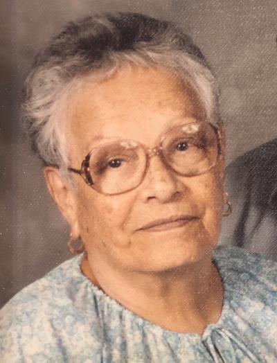 Blanca Elisa Garcia, 87