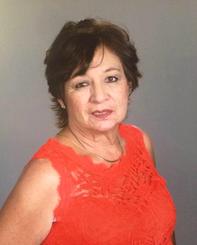 "Martha ""Sofy"" Gloria Moreno, 64"