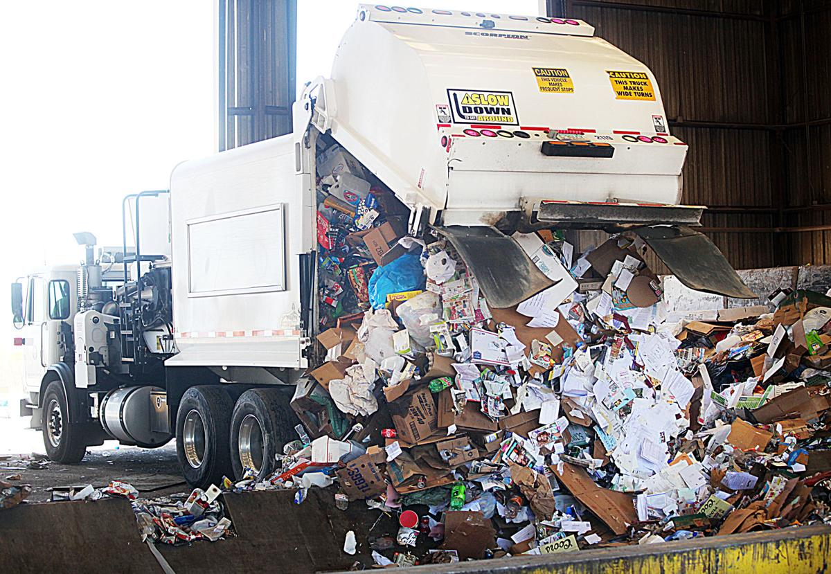 City takes first steps to address recycling program costs