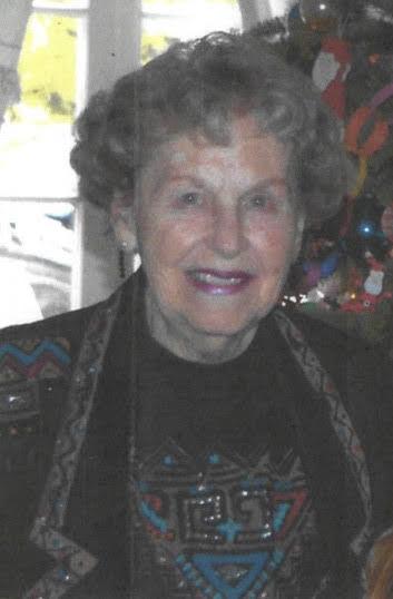 Marjorie Garrett Paullin, 98