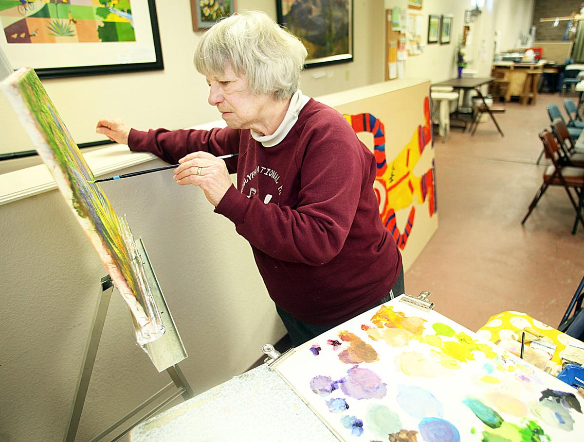 Sierra Vista woman relishes role as staple of local art community