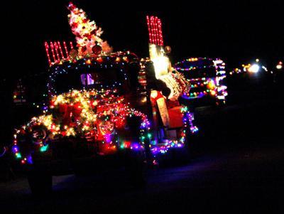 Benson Christmas Parade 2020 Christmas Off Main, light parade on tap Saturday | Benson News Sun