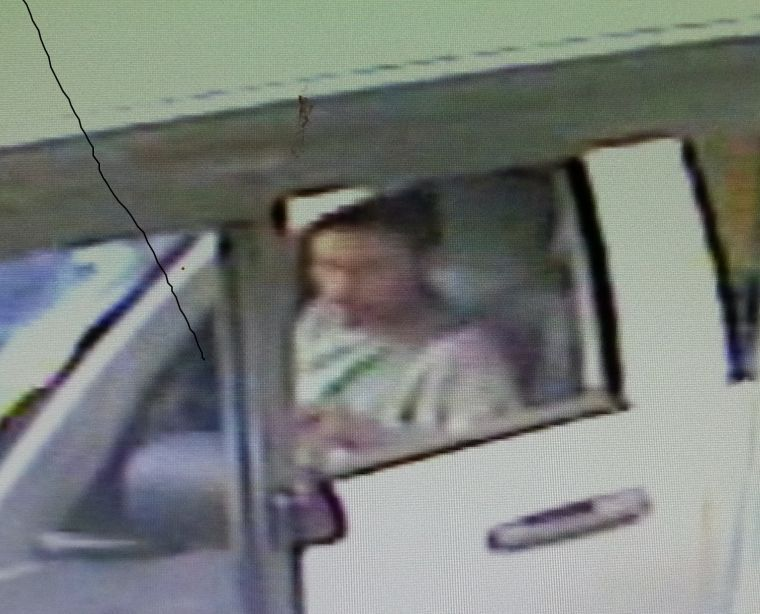 Surveilance photo of suspect released