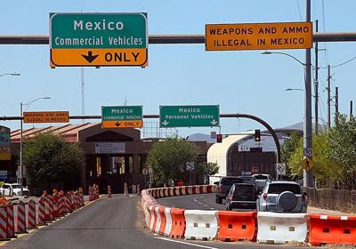 Border restrictions to Mexico extended yet again