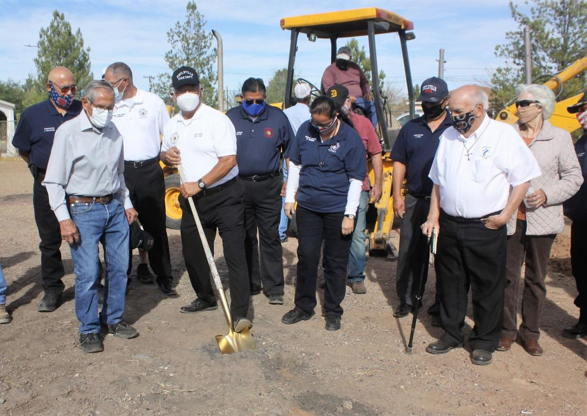 PFD breaks ground on a new station