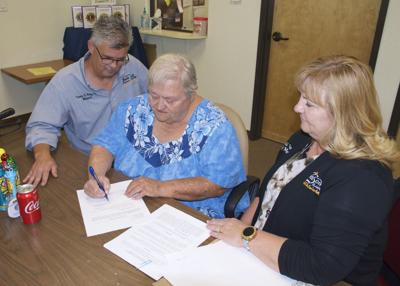 Benson Lions Club transitions into City property