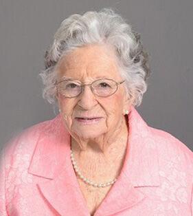 Delores (Dee) Aliene Pederson, 98